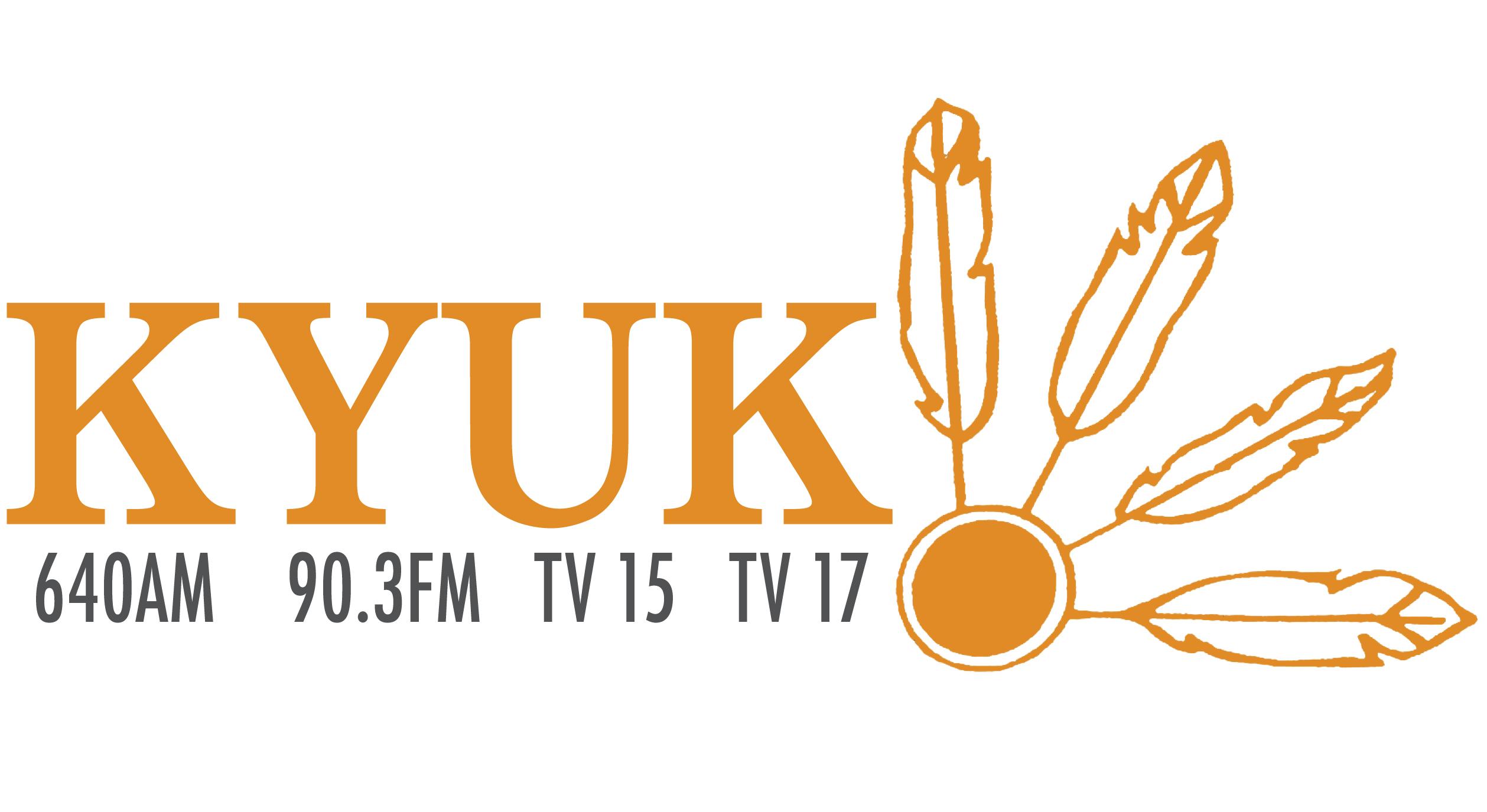 KYUK logo