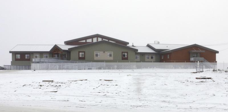 The Yukon Kuskokwim Ayagnirvik Healing Center celebrated its opening on January 11, 2017.