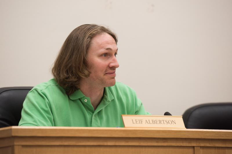 Ordinance 17-27 has been put off for a final adoption vote until the next City Council meeting on June 27. Council member Leif Albertson said that there needs to be further clarification on the amendment before a final vote.