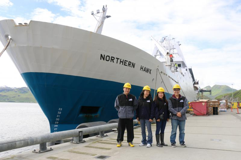 Interns spent ten weeks working with CVRF in a range of different locations this summer.