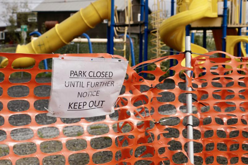The park will remain closed for the time being, but will be restored, according to a Tuesday press release announcing an agreement between the City of Bethel and the Association of Village Council Presidents, Regional Housing Authority.