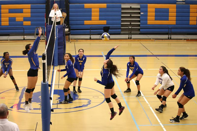 The Bethel Warriors placed third at the Western Conference Regional Volleyball Tournament at Bethel Regional High School on October 27 and 28, 2017.