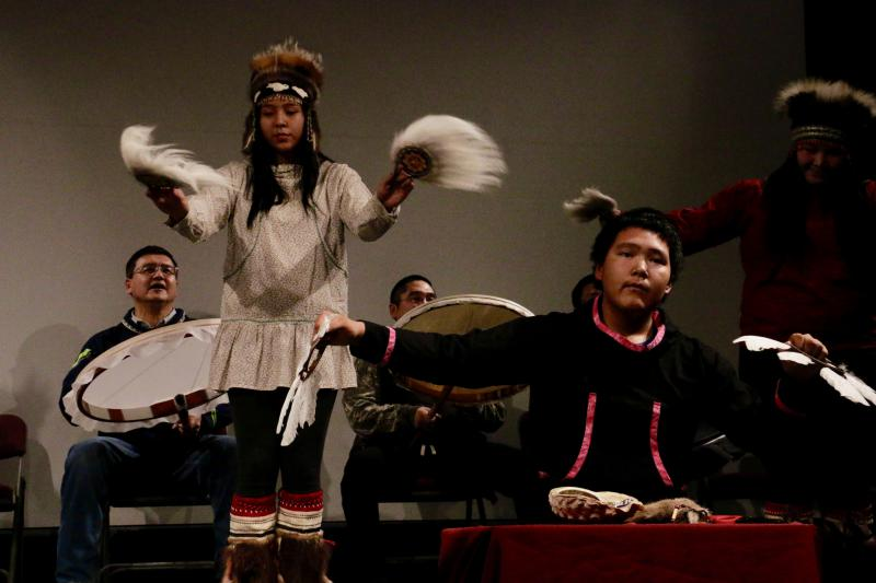 Alaska celebrated Indigenous Peoples' Day on Monday and first peoples in the Yukon-Kuskokwim Delta joined in the celebrations along with tribal communities across the state.