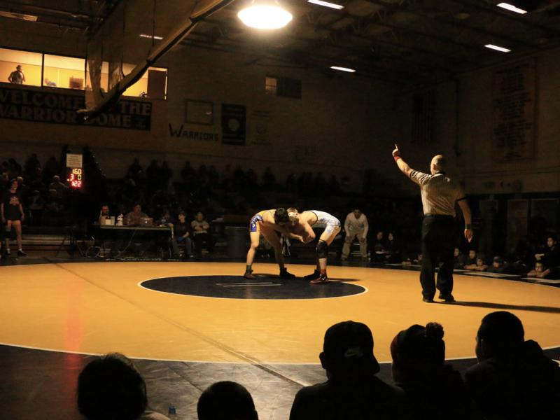 Athletes from around the region are in town on Friday and Saturday for Bethel's Wrestling Scramble at Gladys Jung and Bethel Regional High School.