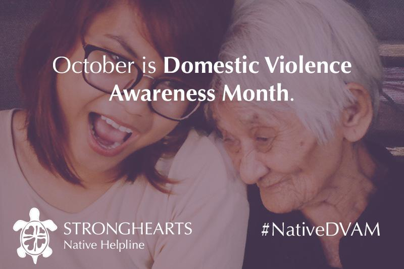 StrongHearts Native Helpline is a nationwide call-in crisis service specifically for Alaska Native and Native American survivors of domestic violence and sexual assault.