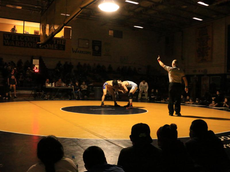 Wrestling tournament this Friday and Saturday at Gladys Jung Elementary.