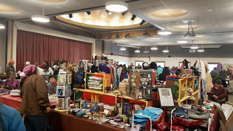 Saturday Market vendors received a letter this past weekend saying that if they sell at Saturday Market more than five times a year, they have to get a business license and start charging sales tax.