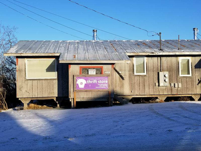 The Tundra Women's Coalition's Thrift Store, in Bethel.