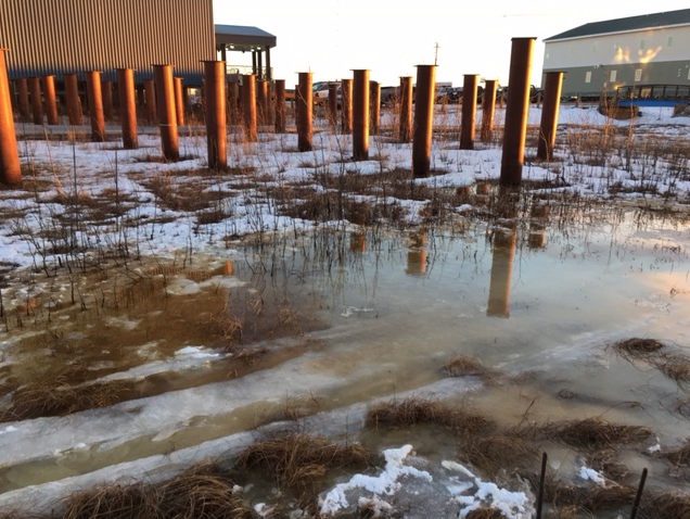 Three-thousand gallons of diesel fuel have spilled on Bethel's Yuut Elitnaurviat campus, the Yukon-Kuskokwim Delta's adult workforce development center.