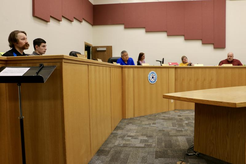 On Tuesday, the Bethel City Council voted four to one to oppose renewing the package liquor store license for AC Quick Stop.