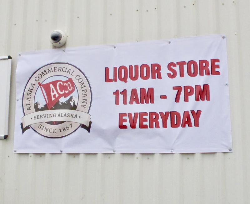 The AC Quickstop liquor store in Bethel will now be closed on Sundays, partly to relieve Bethel Search and Rescue and the Bethel Police Department. Both have seen an increase in alcohol-related calls since the store opened. Bethel resident Sharon Chakuchi