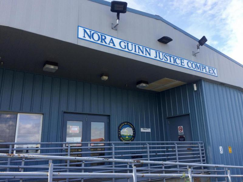 The Nora Guinn Justice Center in Bethel, Alaska.