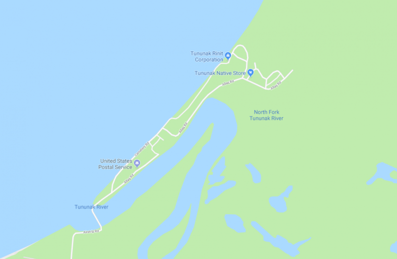 Jazmin James, age 26, was last seen on Saturday night as he snowmachined home to Tununak.