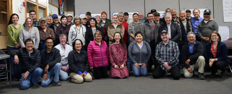 The Kuskokwim River Inter-Tribal Fish Commission met for their annual meeting in Bethel on May 7 and 8, 2018.
