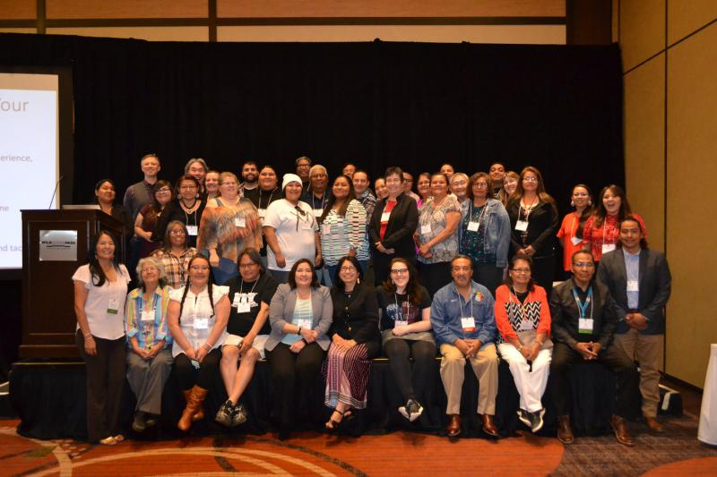 In Phoenix, Arizona last week, Tribal radio broadcasters meet from across the country for the 2018 Native Broadcast Summit, May 23 through May 24.