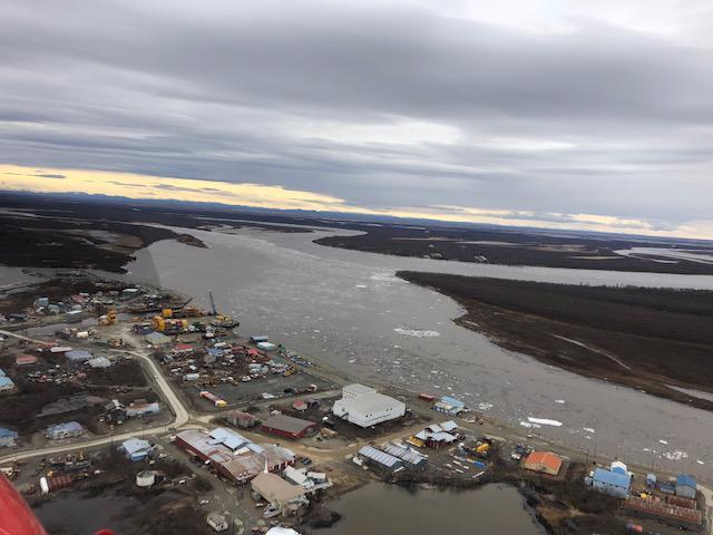 Bethel, AK. Photo May 8, 2018.