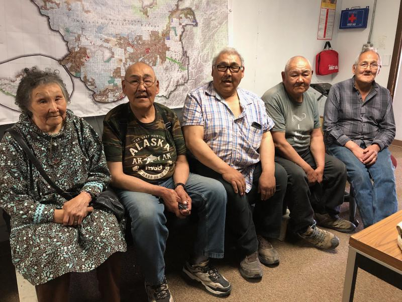 From left to right, oldest to youngest: Natalia 'Yuuk'aq' Berlin, James Active Jr., Oscar 'The Beast' Active, Henry 'Hippa' Active, Charlie 'Teq'iun' Active.