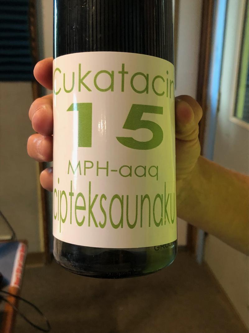 Cukatacin 15 MPH-aaq cipteksaunaku