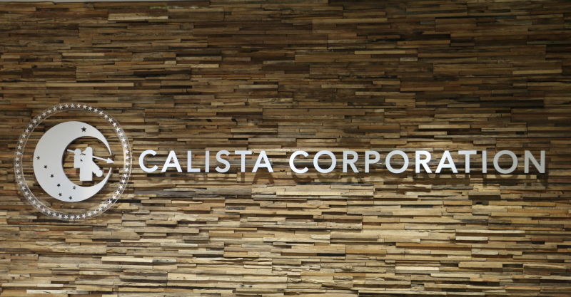 Calista has filed a confidential report under seal in their ongoing lawsuit against the corporation's former chairman, Wayne Don.