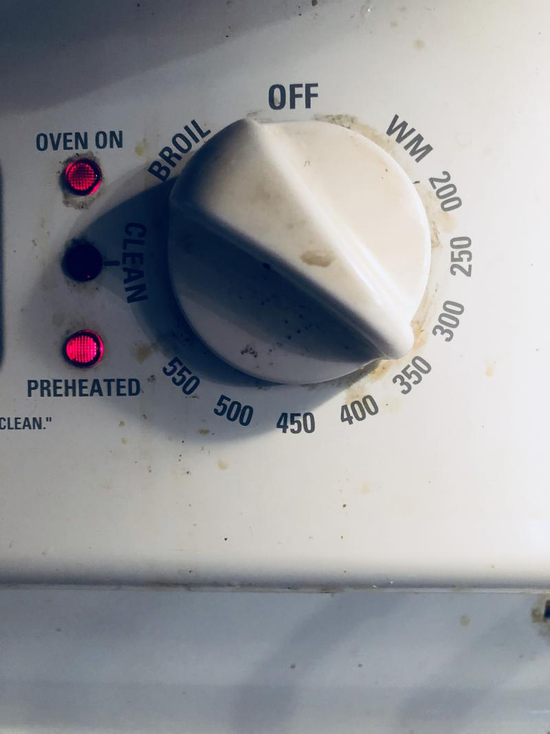 Preheat your oven to 350 degrees.