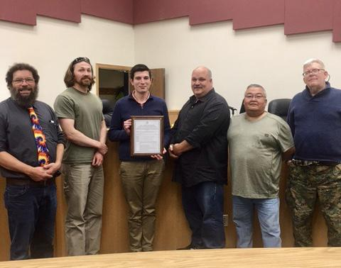 City Of Bethel Recognizes National Suicide Prevention Week