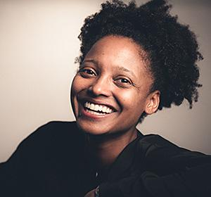 U.S. Poet Laureate Tracy K. Smith treated Bethel residents to an intimate poetry reading on August 28, 2018.