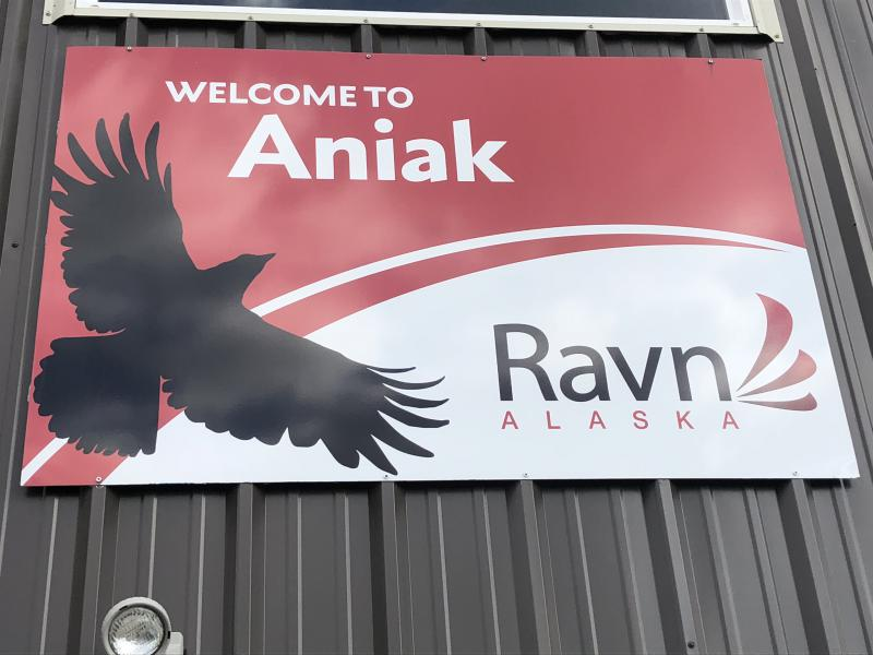 Welcome to Aniak.