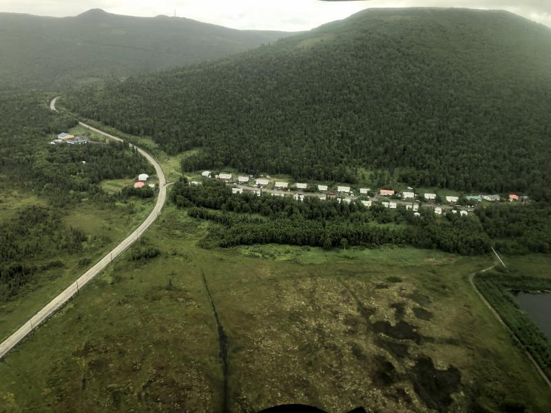 Upper Kalskag, AK.