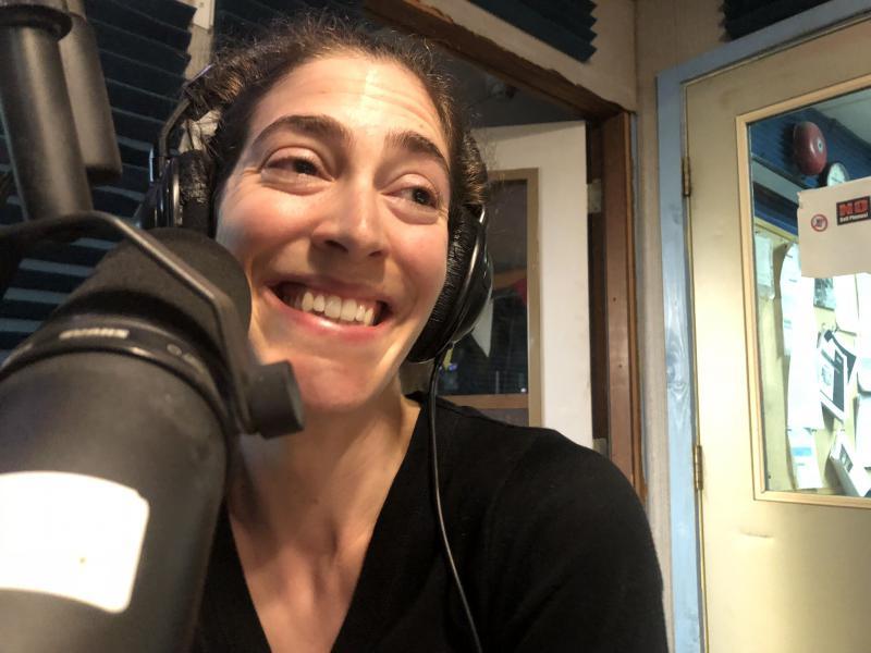 Criminal Justice News Reporter for KYUK, Teresa Cotsirilos.