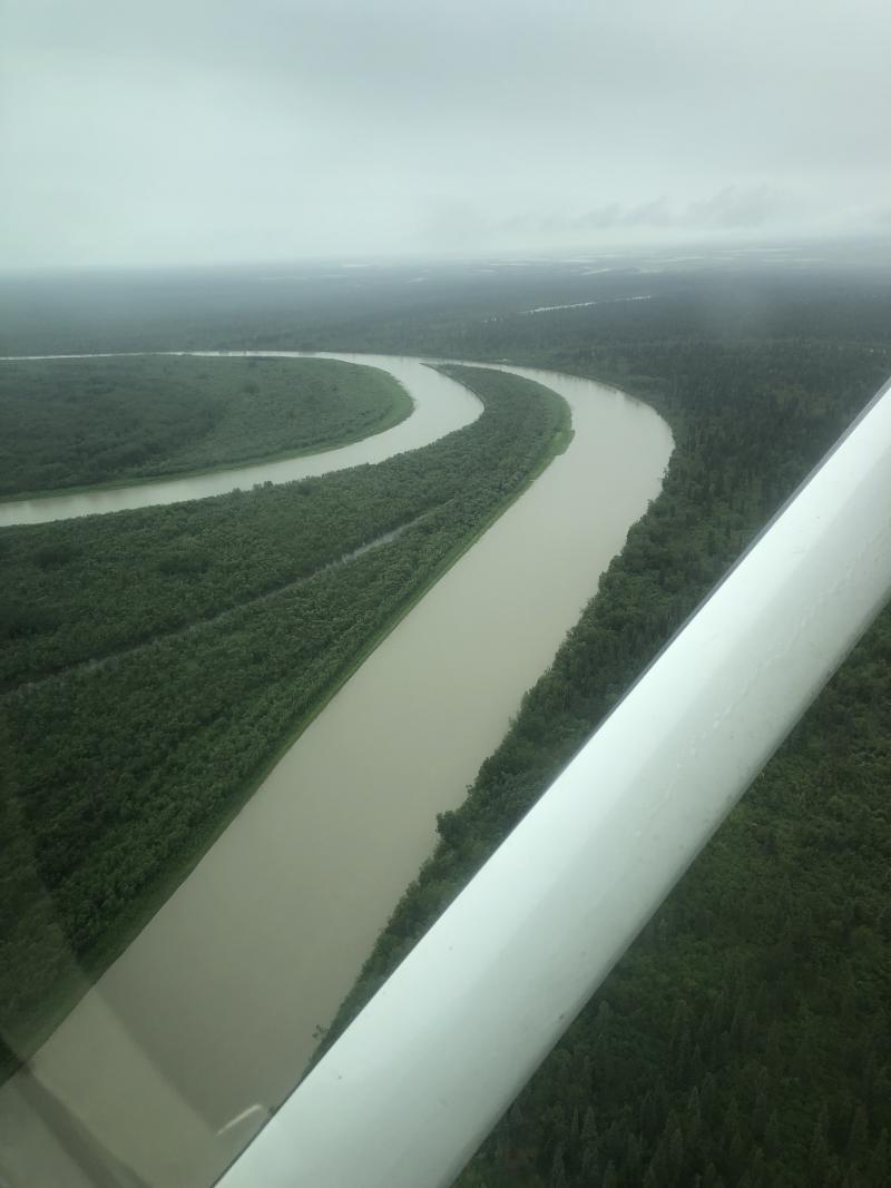 Kuskokwim River.