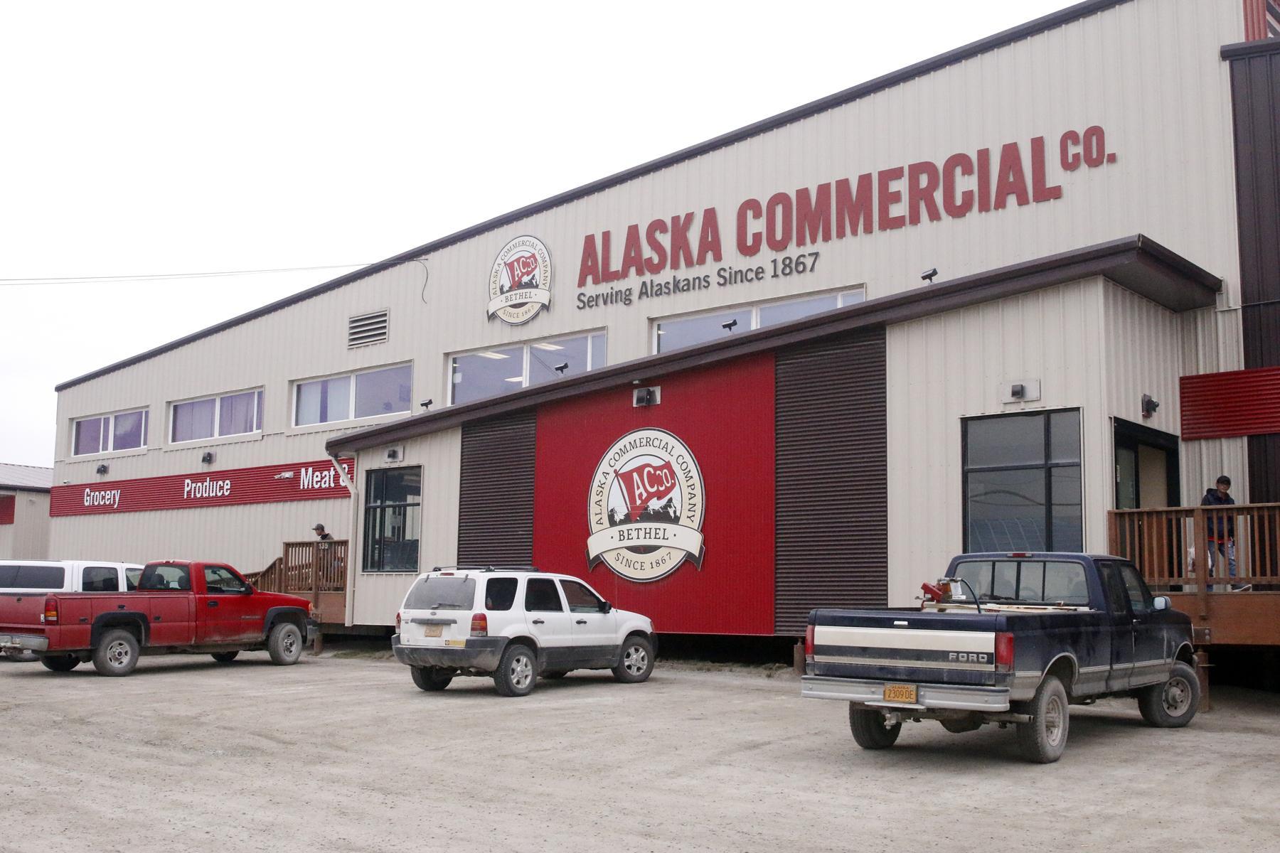 Alaska Commercial Picture