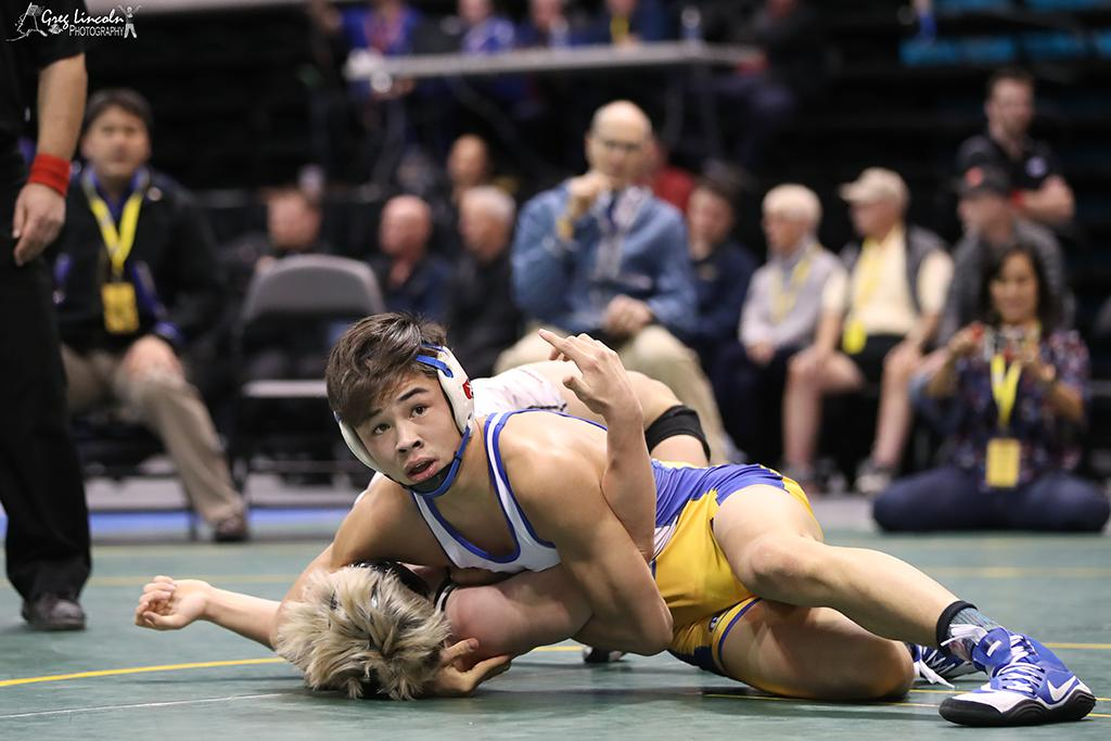 Bethel Regional High School Wins Division II State Wrestling Championship  For Consecutive Year  a73d4b1d3