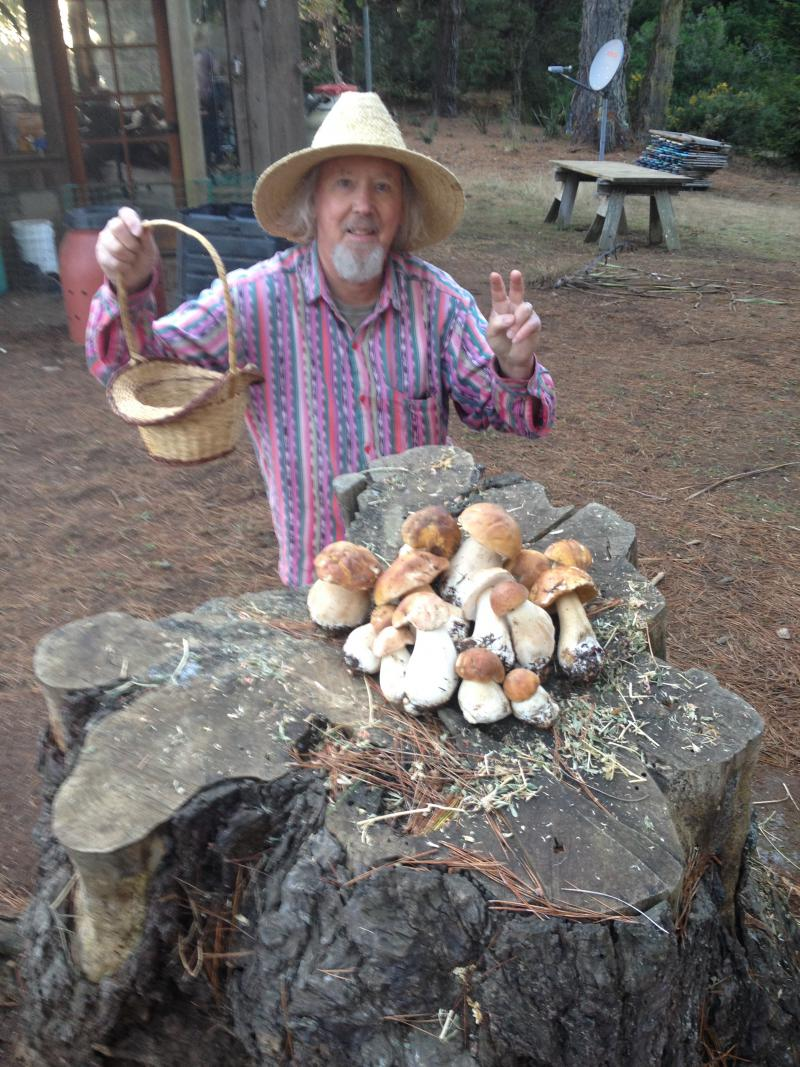 Jef Schultz of Fortunate Farm