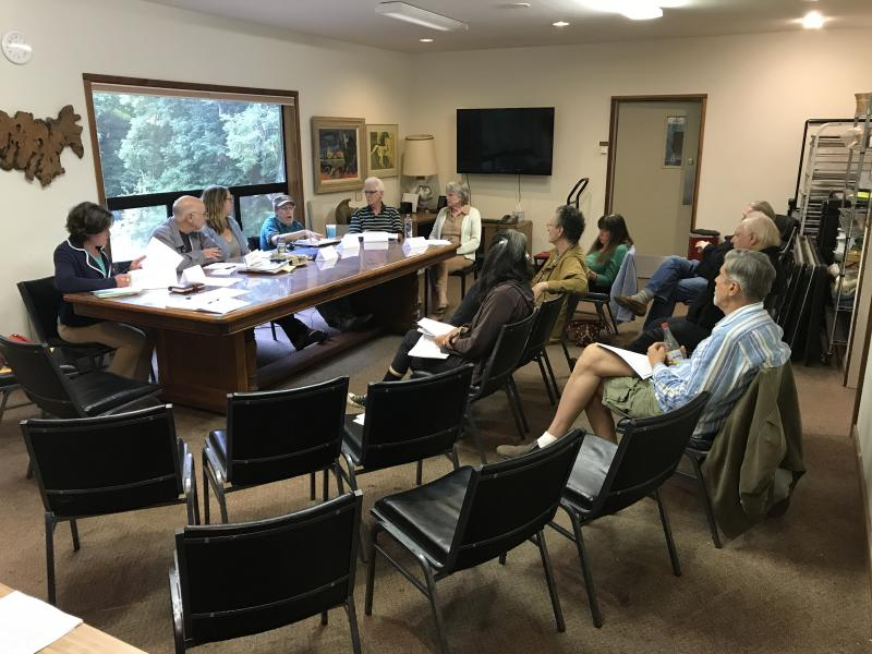 KZYX board of directors held a public meeting on July 3 at the Gualala Arts Center