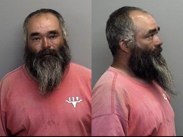 Roman Garcia Maciel, 47, was arrested on Sunday for negligently firing a gun during a fight with his brother, Miguel Maciel, 50.