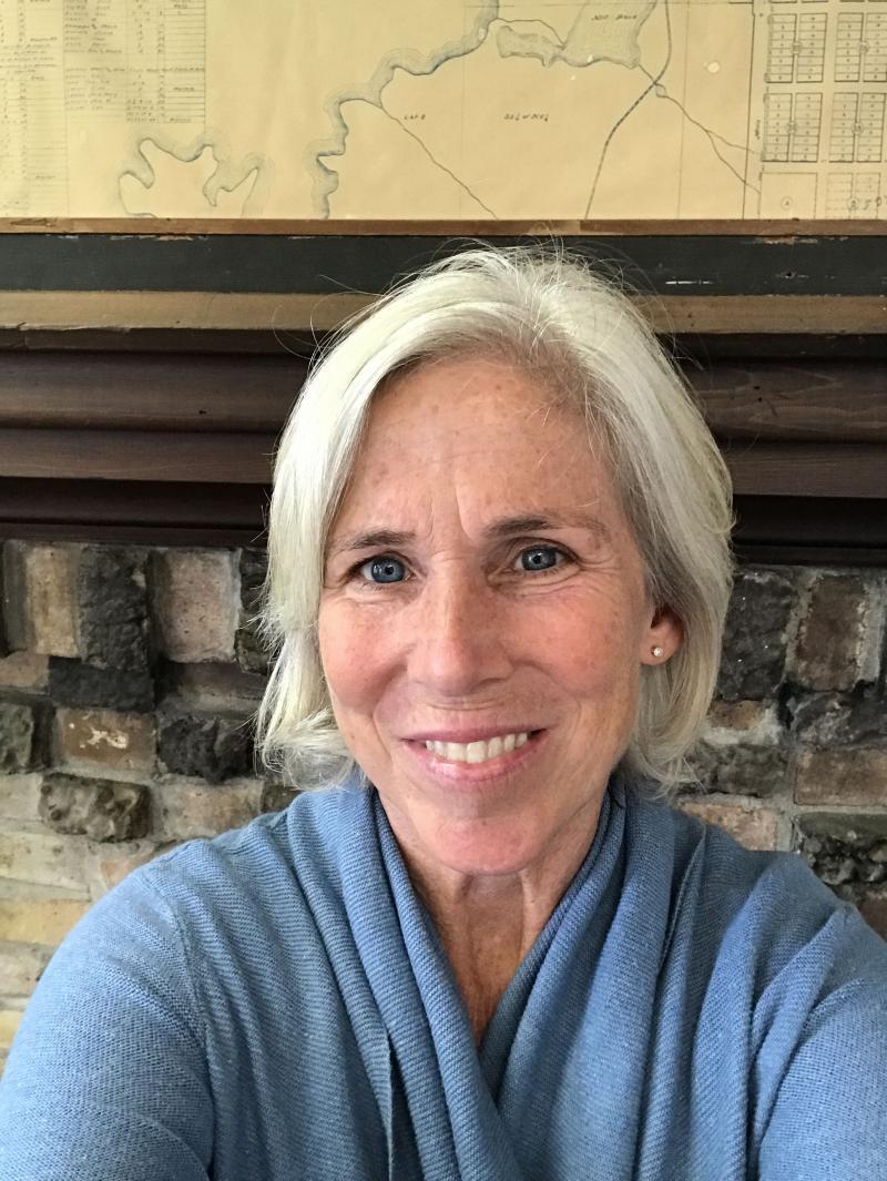 Retiring Fort Bragg City Manager Linda Ruffing