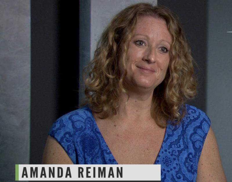 Cannabis and drug-policy expert and educator Amanda Reiman, MSW, PhD
