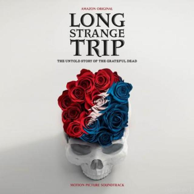 "Grateful Dead, ""Long Strange Trip"" 3 CD set (Americana/Rock), pledge of $150 or more"