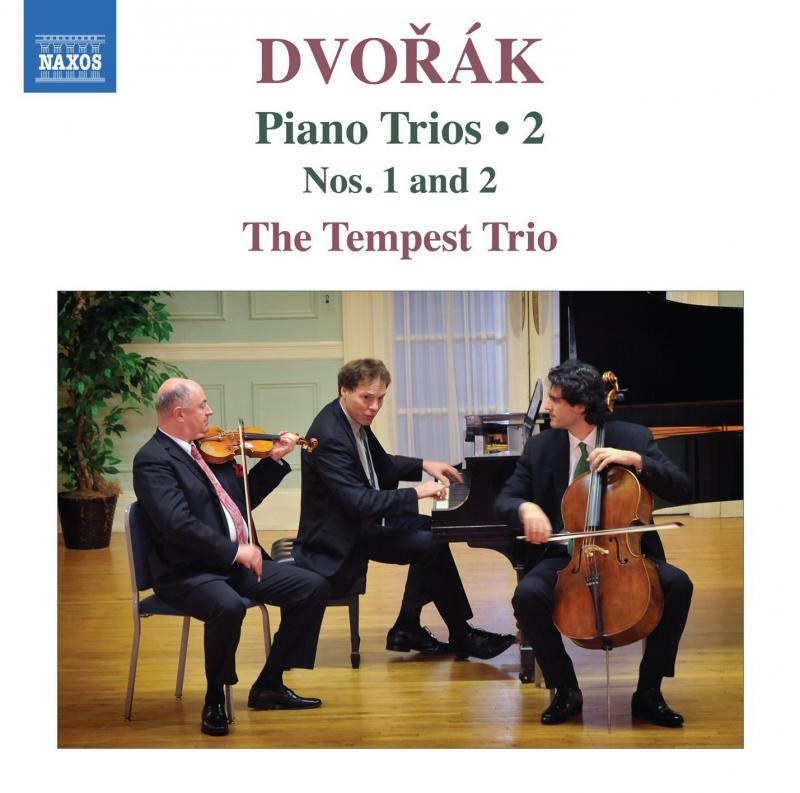 "Tempest Trio, ""Dvorak Piano Trio No.1 and 2 (Classical), pledge of $100 or more"