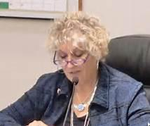 Mendocino County Chief Executive Carmel Angelo