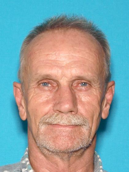 Clearlake Oaks-resident Alan Ashmore, 61, is suspected of killing two people and injuring three others during a shooting spree in Clearlake Oaks Monday