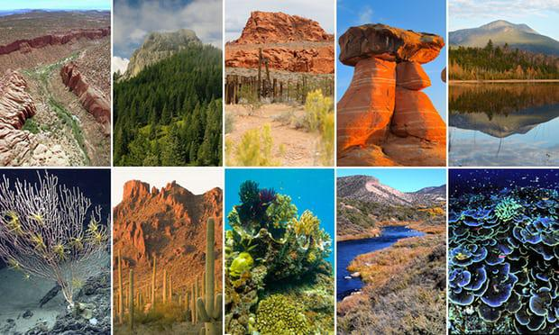 10 National Monuments at risk under Trump Administration