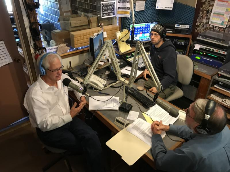 Dr Marvin Trotter interviews Dr Paul S. Otto, PhD, a retired clinical psychologist, about post traumatic stress disorder following the Northern California wildfires