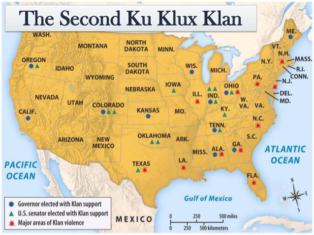 Linda Gordon The 2nd Coming of the KKK The Ku Klux Klan of the