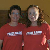 Corporal Cin and former host Katharine Cole
