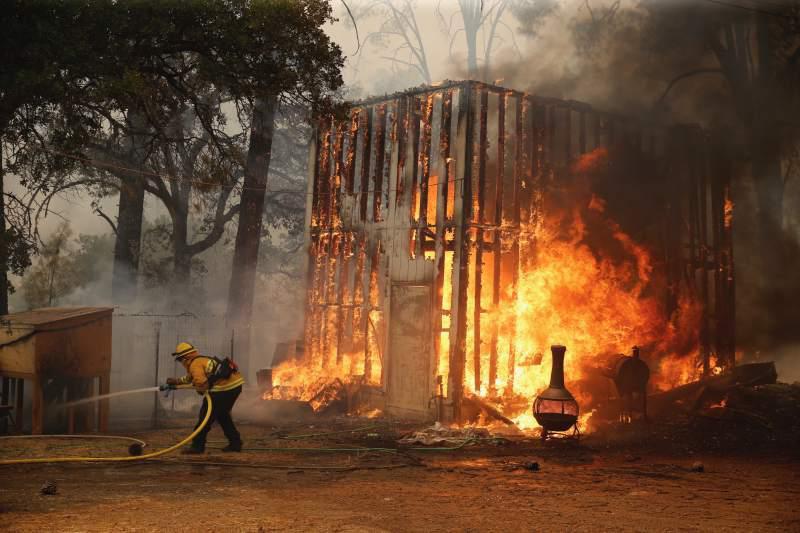 Pawnee Fire