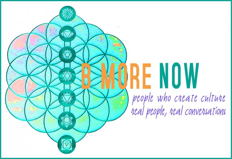 Be More Now, a new show, familar format hosted by Blake More