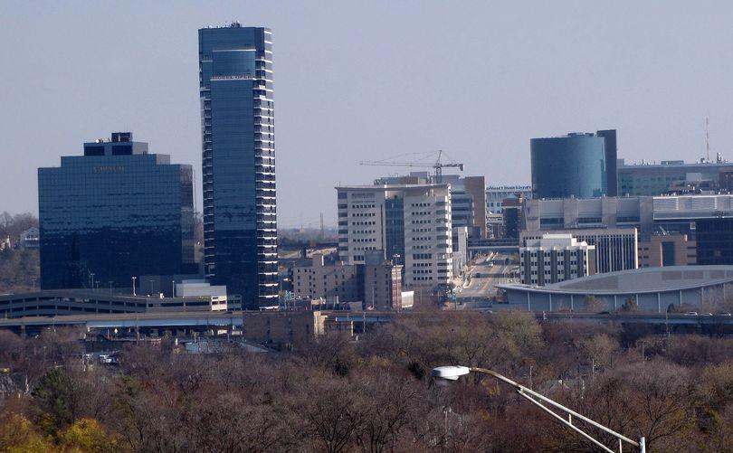 Grand Rapids Auto Auction >> Grand Rapids skyscraper listed in foreclosure auction ...