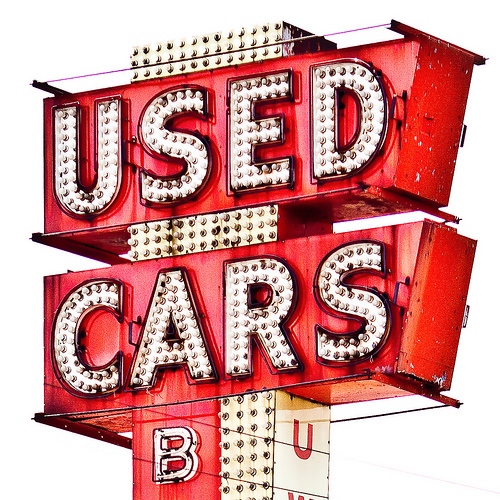 used cars in Denver
