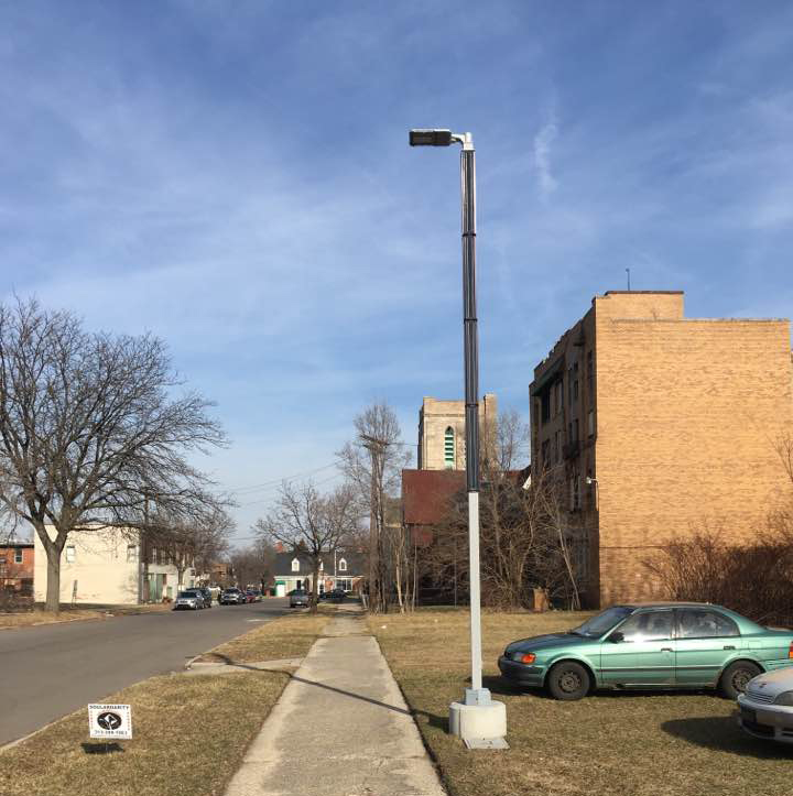 Chicago Lighting Company: Chicago Picks Company To Replace 85 Percent Of City's
